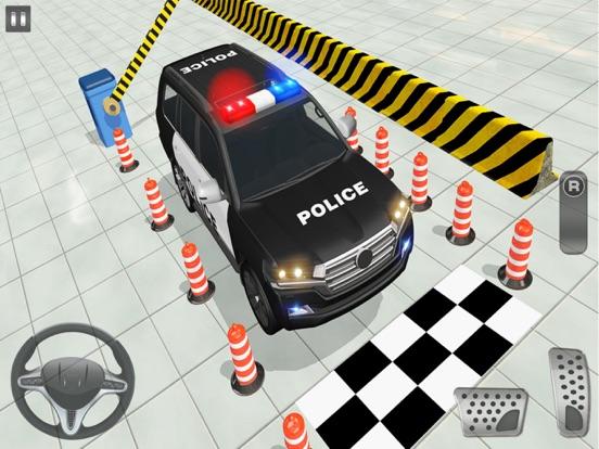 Advance Police Parking Game screenshot 8