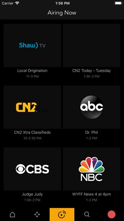 Comporium Stream TV screenshot-4