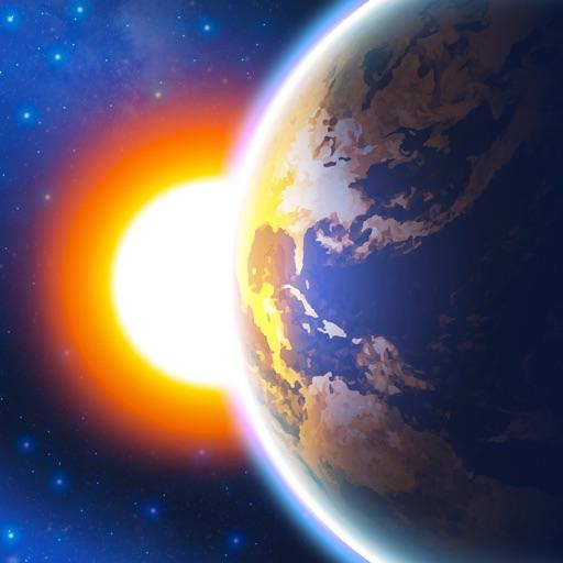 3D EARTH - living planet