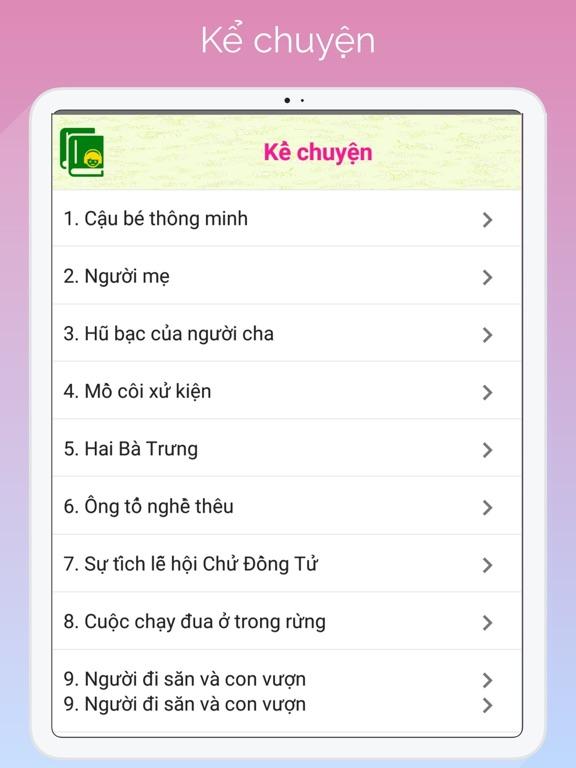 Tieng Viet 345 screenshot 4