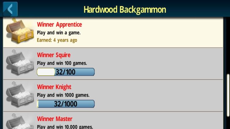 Hardwood Backgammon Pro screenshot-3