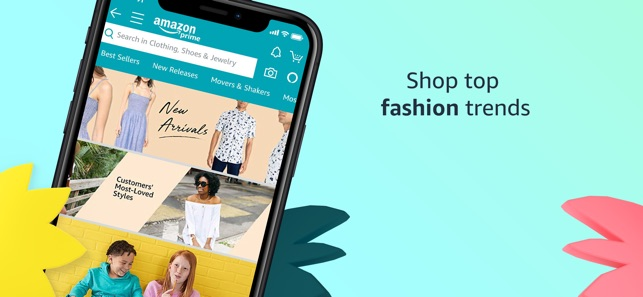 Amazon - Shopping made easy on the App Store