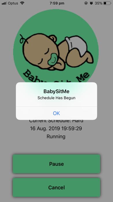 BabySitMe screenshot 5