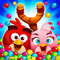 App Icon for Angry Birds POP! App in Mexico IOS App Store