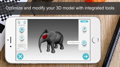 Qlone 3d Scanner For Edu review screenshots