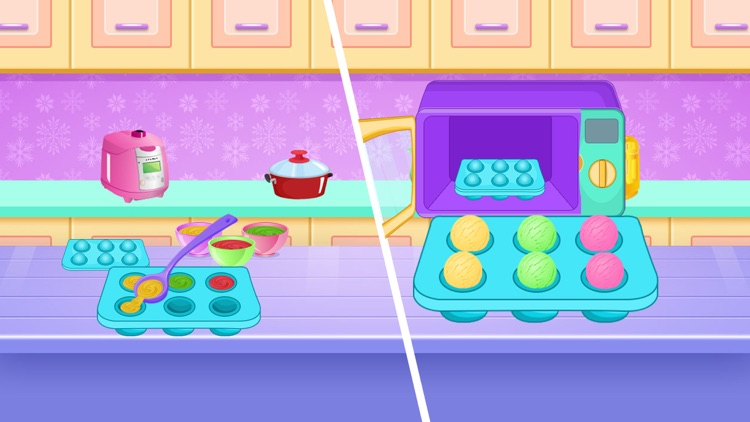 Ice Cream Cake Frozen Mania screenshot-4