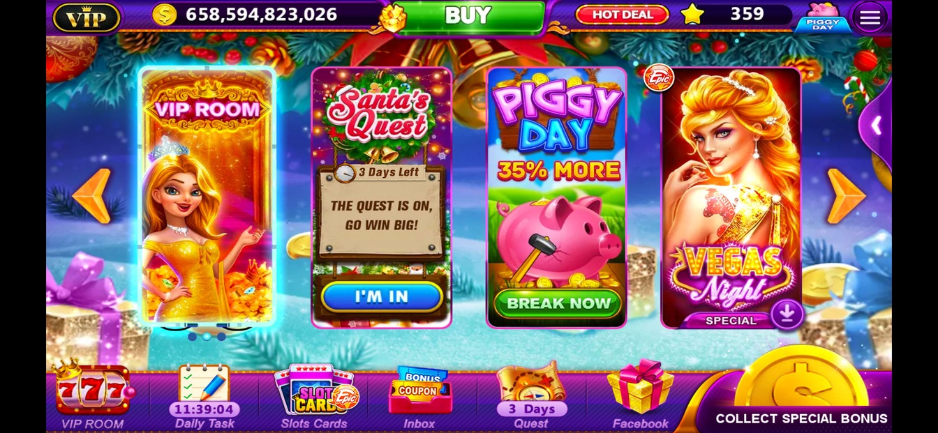 mobile slot games download
