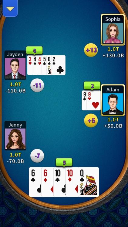 Big 2 - KK Big2 (Pusoy Dos) screenshot-9
