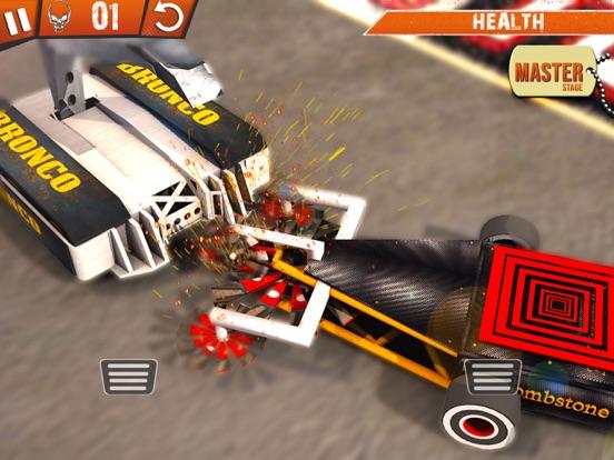 Robot Car Crash Battleship screenshot 9