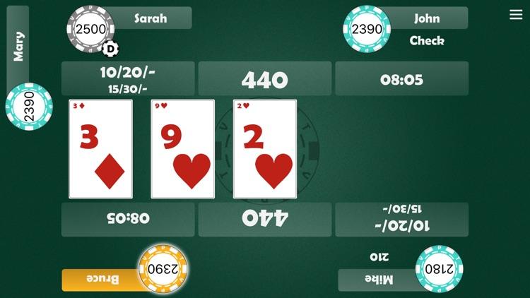 Virtual Poker Table screenshot-4