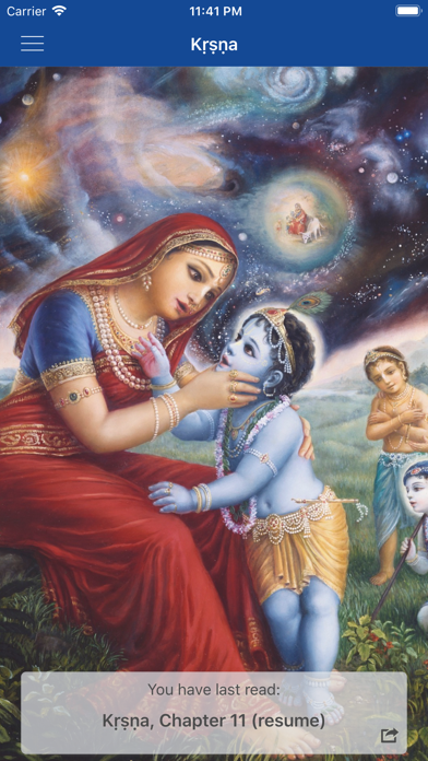 Screenshot for Kṛṣṇa in Ukraine App Store
