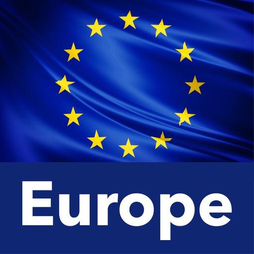 Европейские страны - Европы EU