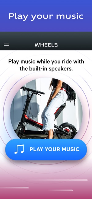 Wheels - Ride In Style on the App Store