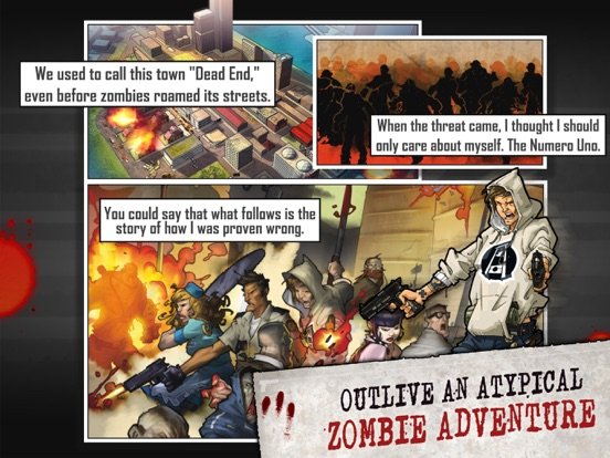 Zombicide: Tactics & Shotguns screenshot #1