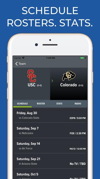 USC Football Schedules screenshot-9