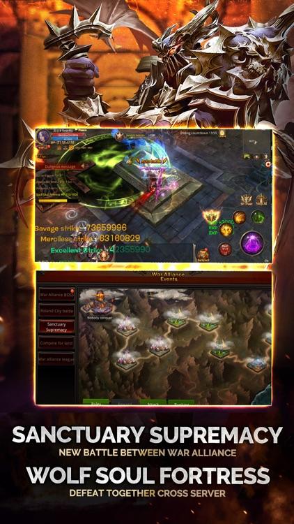 MU Origin-SEA (Awakening Wing) screenshot-4