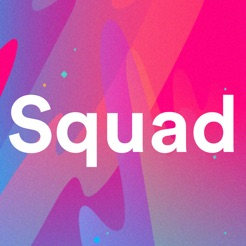 ‎Squad - social screen sharing