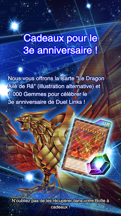 Screenshot #1 pour Yu-Gi-Oh! Duel Links