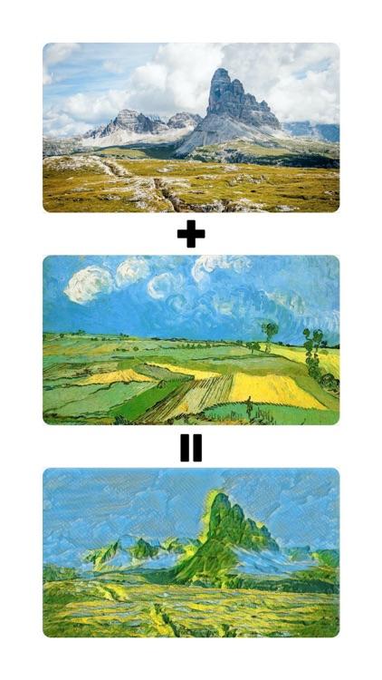 ai Van Gogh screenshot-8