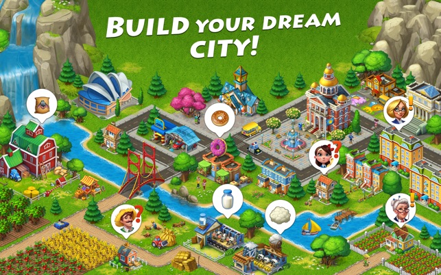 games similar to township