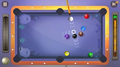 One Shot Pool screenshot 2
