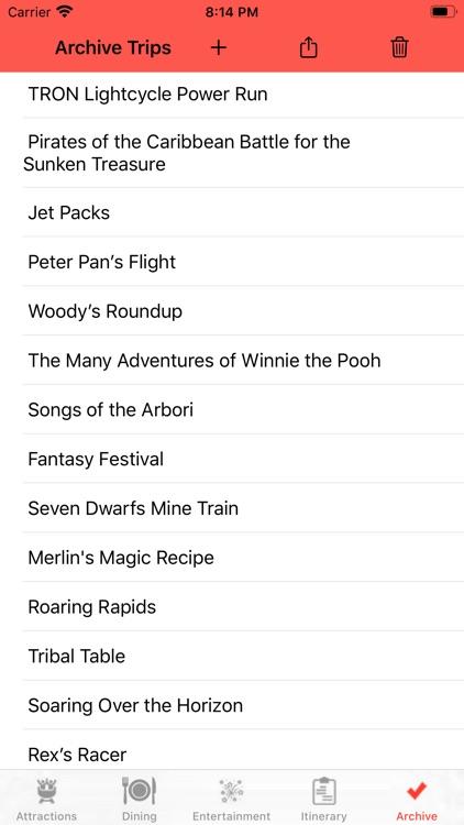 Theme Park Checklist: Shanghai screenshot-4