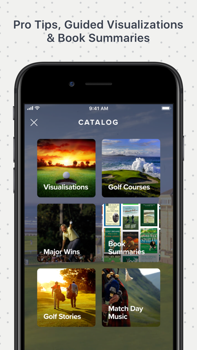 Imagine Golf Screenshot