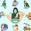 Ramadhan Stiker Hijab Girl