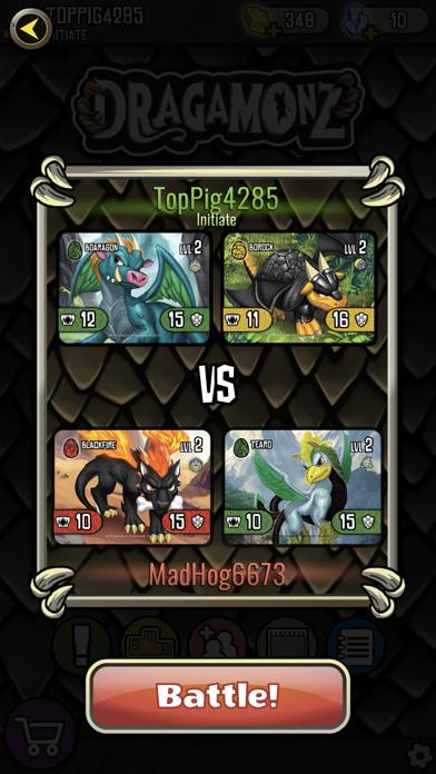 Dragamonz AR Battle screenshot 3