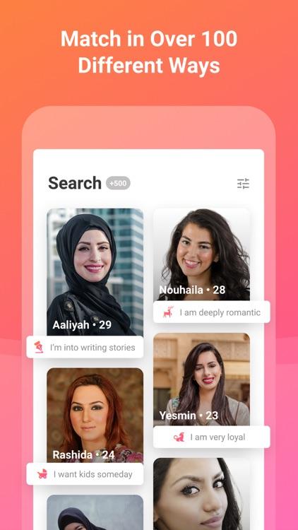 Soudfa - تعرف ودردش للزواج screenshot-5