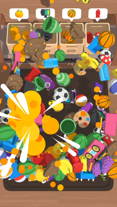 Sort'n Fill screenshot 3