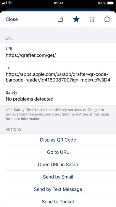 Screenshot for Qrafter Pro - QR Code Reader in Sweden App Store