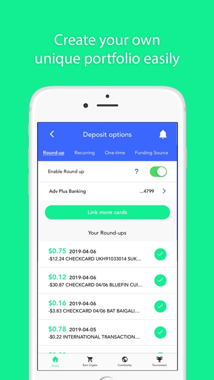 Coinseed - Earn, Invest Crypto screenshot-3