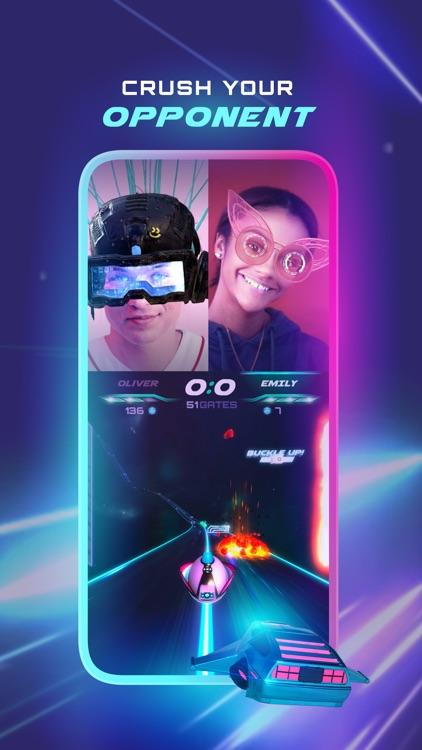 Hyperspeed - Race with Friends screenshot-3