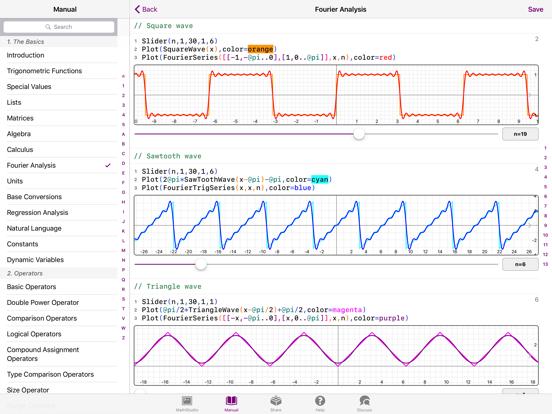 MathStudio Screenshot 4