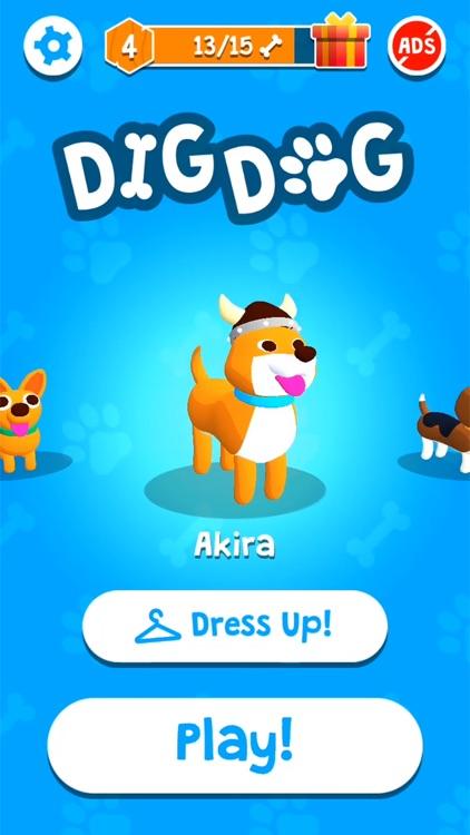 Dig Dog! screenshot-0