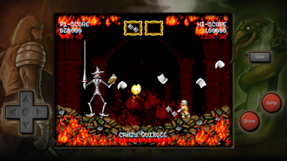 Screenshot from Cursed Castilla