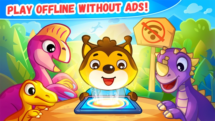 Learning Games for 4 year olds screenshot-4