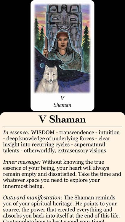 Vision Quest Tarot screenshot-3