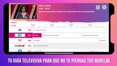GVAX TV Air - 100% Latino screenshot three