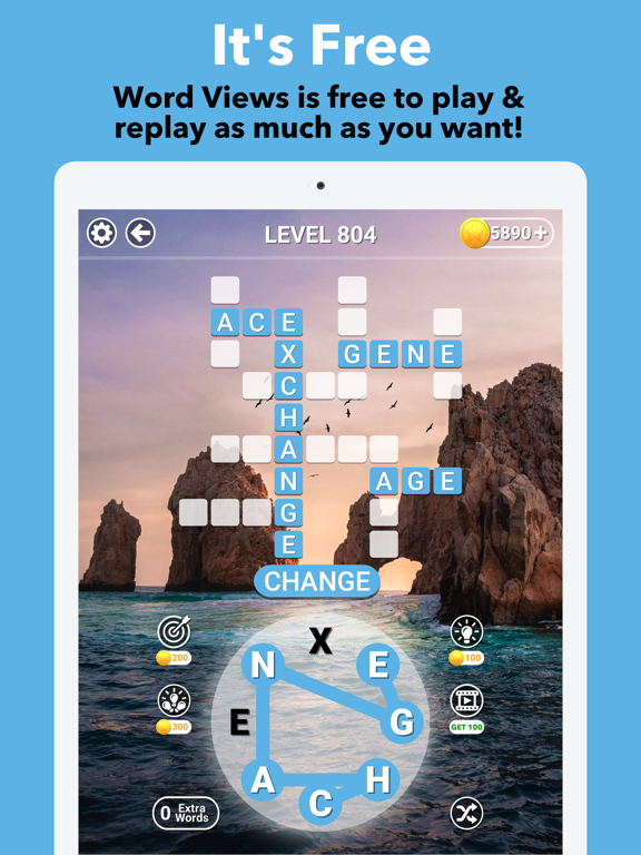 Word Views: Word Search Puzzle screenshot 9