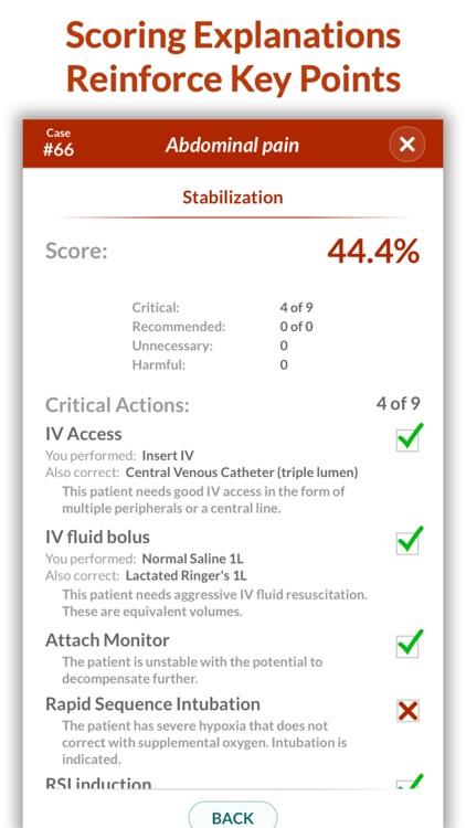 Full Code - Emergency Medicine screenshot-5