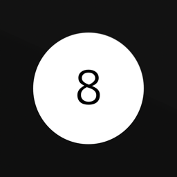 Ícone do app Modern Magic 8 Ball
