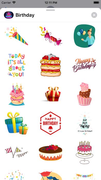 100+ Happy Birthday Party Card app image