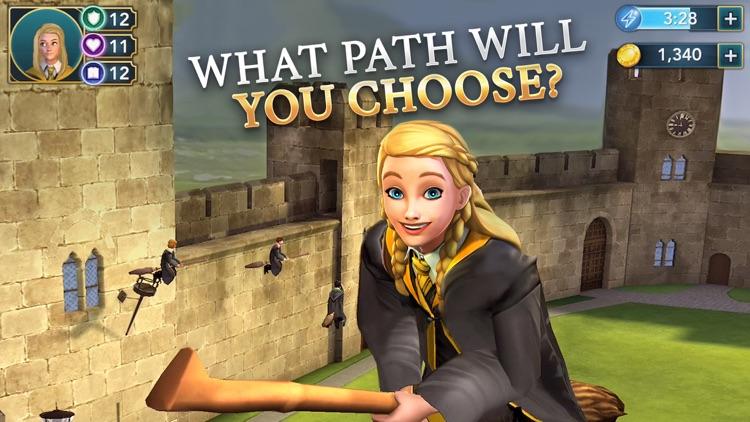Harry Potter: Hogwarts Mystery screenshot-6