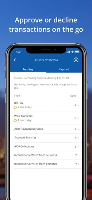 Chase Liquid Android App