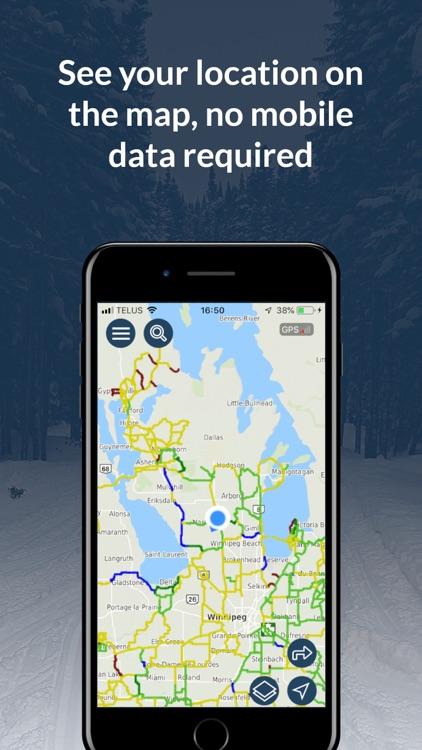 Snowmobile Manitoba 2019-2020