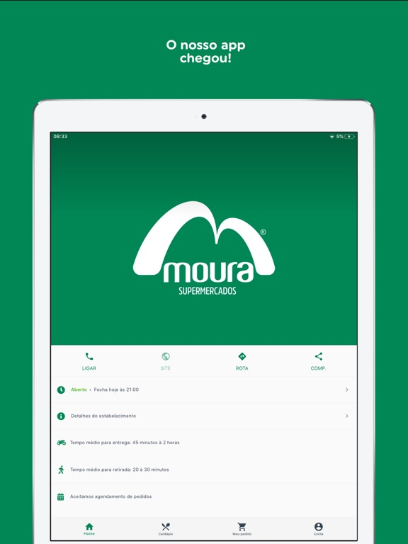 Moura Delivery screenshot 7