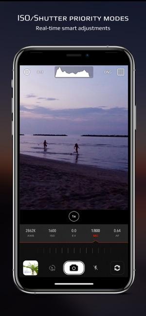 Chromatica camera Screenshot