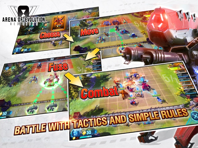Arena of Evolution: Red Tides on the App Store